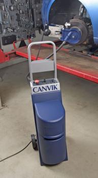 Стенд для проточки тормозных дисков Canvic M5