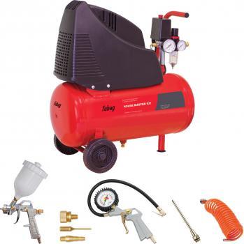 Набор компрессорного оборудования Fubag HOUSE MASTER KIT +набор из 5 предметов