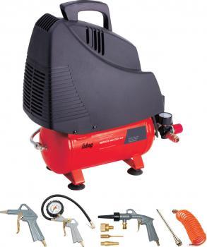 Набор компрессорного оборудования Fubag SERVICE MASTER KIT + набор из 5 предметов