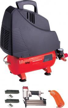 Набор компрессорного оборудования Fubag WOOD MASTER KIT + набор из 4 предметов