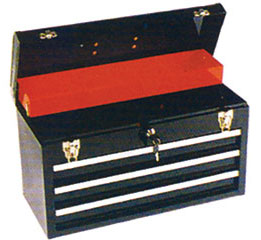 Ящик инструментальный 3 выдвижные полки Torin TBD133