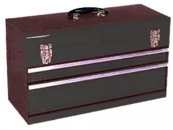 Ящик инструментальный 2 выдвижные полки Torin TBD132A