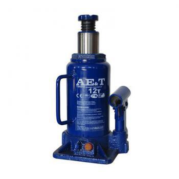 Домкрат бутылочный 12 т AE&T T20212