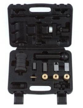 Универсальный набор для снятия и установки дизельных форсунок и инжекторов (VW, AUDI, SEAT, SHKODA) FORCE 912G6