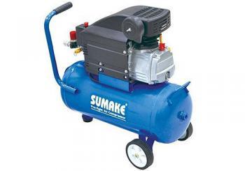 Компрессор поршневой с прямым приводом (ресивер 50 л, 220В) Sumake JD-2050E