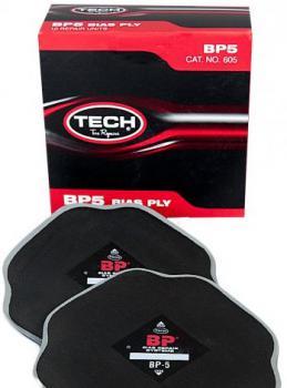 Заплатка BP-5 165 х 165 мм 1шт. TECH 605