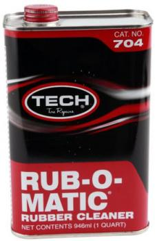 Чистящая жидкость RUB-O-MATIC 946 мл 1шт. TECH 704E