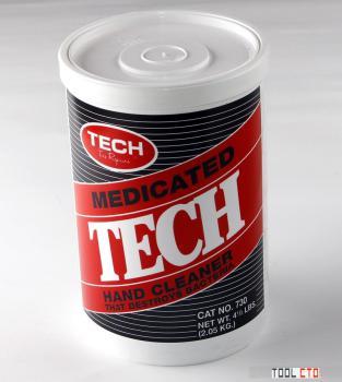 Паста очищающая для рук с медицинскими добавками 2.05кг TECH 730