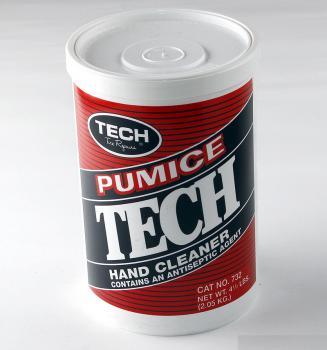 Паста очищающая для рук с медицинскими добавками и пемзой 2.05кг TECH 732