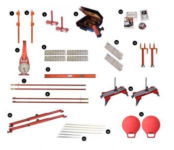 Лазерный стенд сход-развал для грузовых автомобилей, базовый комплект Josam AM TC BASIC K