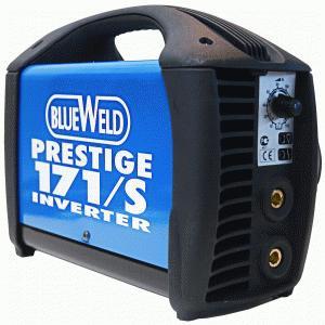 Инверторный сварочный аппарат BlueWeld Prestige 171/S + компл. в кейсе