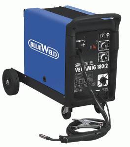 Сварочный полуавтомат BlueWeld Vegamig 180/2 Turbo