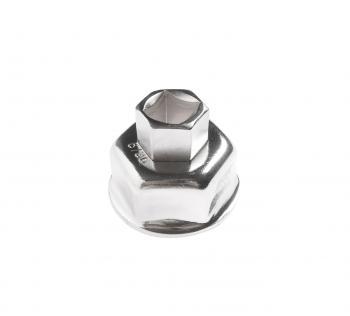 Съемник масляного фильтра 6-гранная 36мм (BMW,BENZ,FORD,VOLVO,VW,MINI) JTC 4353