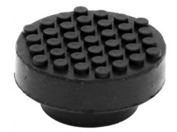 Резиновая опора на домкрат подкатной (бытовой в кейсах) РТИ 1049