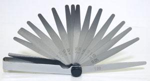 Комплект щупов JONNESWAY AI060020