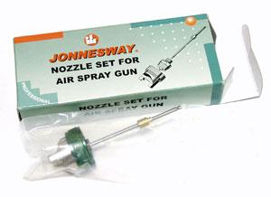Сменная дюза 1,7 мм для краскопульта JA-HVLP-6109 JONNESWAY JA-HVLP-6109N