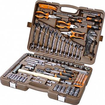 Универсальный набор инструмента, 131 предмет Ombra OMT131S