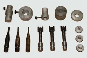 Комплект инструмента для клепки-расклепки 5/6/8 мм, подпружиненный клепальный пуансон Hunger 332.16.011.00