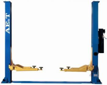 Двухстоечный подъемник, электро-гидравлический AE&T T4