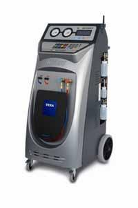 Автоматическая установка для обслуживания автокондиционеров Texa Konfort 605E