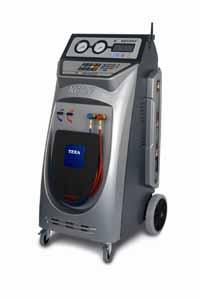 Автоматическая установка для обслуживания автокондиционеров Texa Konfort 650E