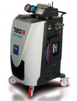 Автоматическая установка для обслуживания автокондиционеров Texa Konfort 780R Bi-GAS