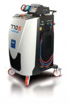 Автоматическая установка для обслуживания автокондиционеров Texa KONFORT 770S